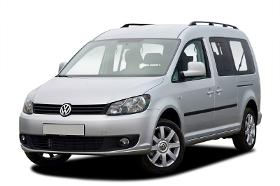 Volkswagen Caddy 7 Seater or Similar <br> (Group K)