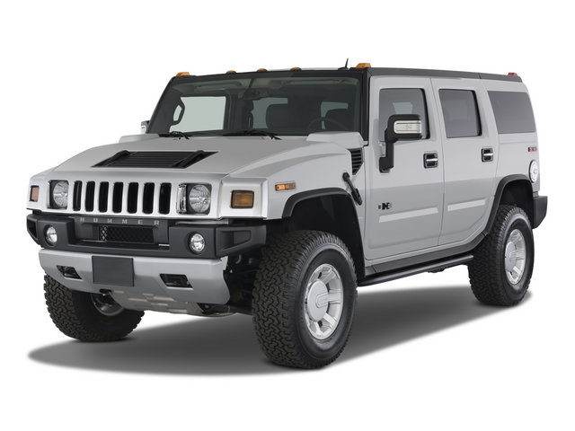 HUMMER H2  AUTO<br> (Group T1)
