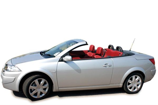 Renault Megane Convertible Automatic  <br> (Group R1)