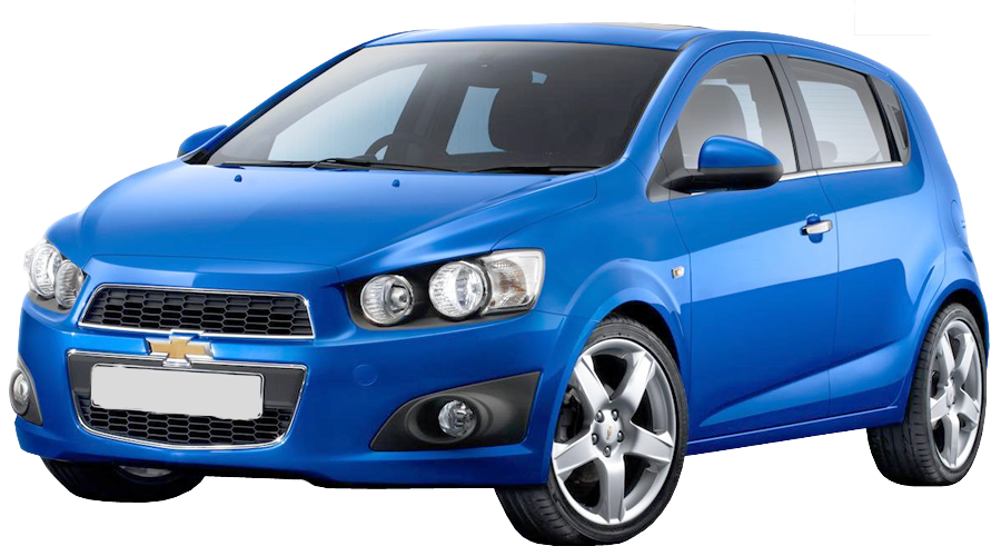 Chevrolet Aveo or Similar <br> (Group C)