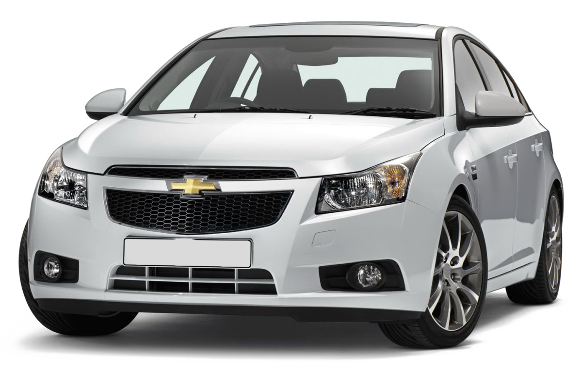 Chevrolet Cruze or Similar  <br> (Group D)
