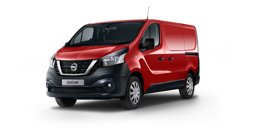 Nissan NV300 Diesel or Similar <br> (Group L)
