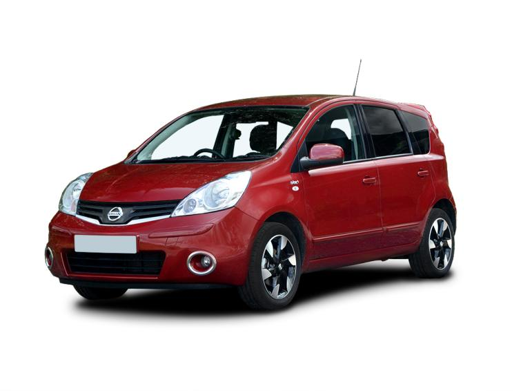 Nissan Note or Similar <br> (Group C)