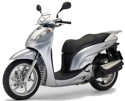 Honda SH Scooter 300cc or similar<br> (Group D1)