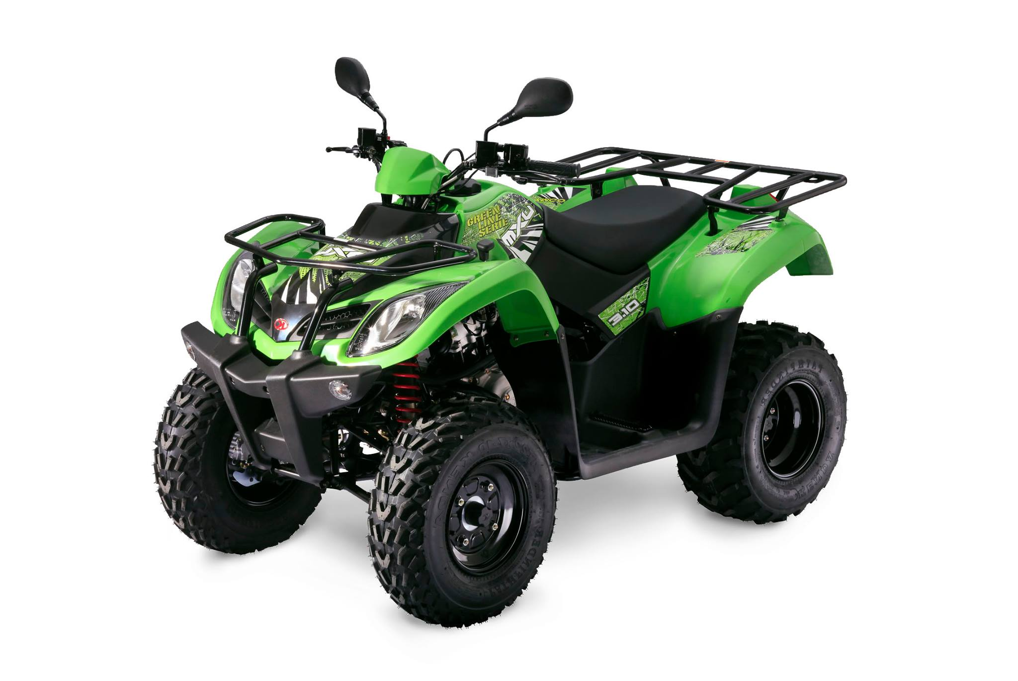KYMCO 3.10 ATV  <br> (Group F2)