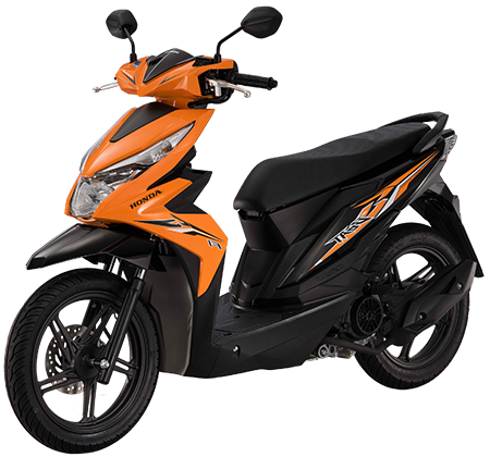 Honda Beat 110cc or similar <br> (Group B1)