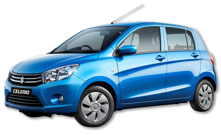 Suzuki Celerio or Similar<br> (Group A)