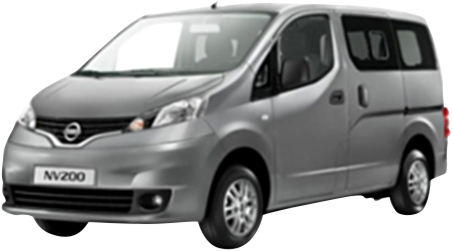 Nissan NV200 Diesel 7 seater or Similar <br> (Group K)